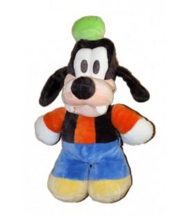 Peluche Doudou DINGO Goofy Mickey Club House Flopsie Disney Nicotoy 40 cm