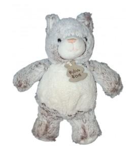 histoire-d-ours-peluche-doudou-chat-blanc-marron-chine-25-cm