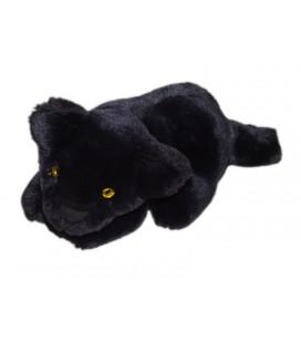 Doudou peluche Panthère noire HISTOIRE D'OURS 22 cm