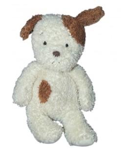 histoire-d-ours-doudou-peluche-chien-blanc-marron-blanc-25-cm