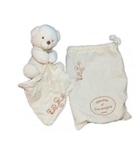 doudou-et-compagnie-ours-bio-mouchoir-blanc-creme-coeur-18-cm