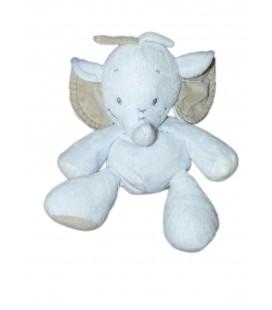 doudou-peluche-elephant-bleu-beige-nattou-28-cm
