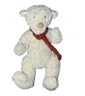 doudou-peluche-ours-blanc-echarpe-mika-moulin-roty-38-cm