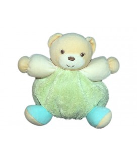 kaloo-doudou-boule-ours-vert-15-cm