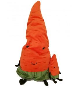 IKEA - Peluche Carotte Orange - Torva Plush - H 50 cm + bébé 16 cm