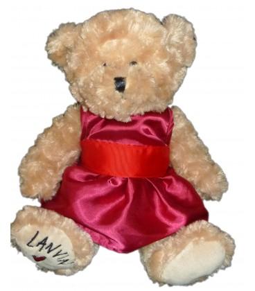 doudou-peluche-ours-lanvin-marionnaud-32-cm