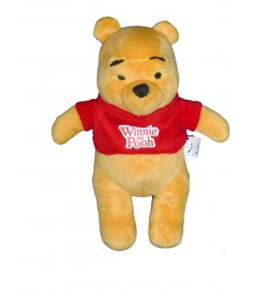 Doudou Peluche WINNIE L'OURSON THE POOH Disney Teepee Bonbon buddies H 26 cm