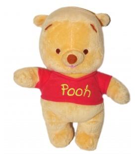 peluche-doudou-winnie-pooh-28-cm-grelot-fisher-price-2008