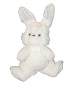 Peluche lapin blanc TARTINE ET CHOCOLAT 45 cm