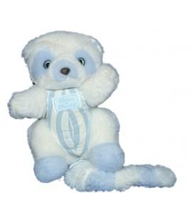 peluche-doudou-raton-laveur-bleu-blanc-tartine-et-chocolat-18-cm
