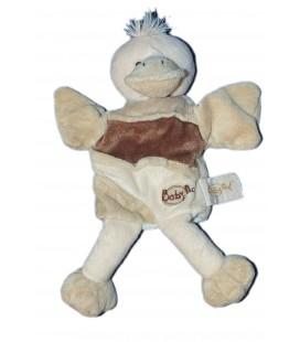 doudou-marionnette-canard-marron-beige-baby-nat-