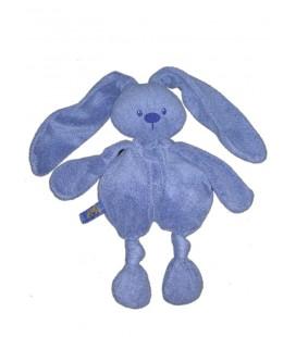 Doudou Lapin Lapidou bleu NATTOU 30 cm