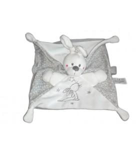 doudou-plat-lapin-blanc-gris-etoiles-argentees-simba