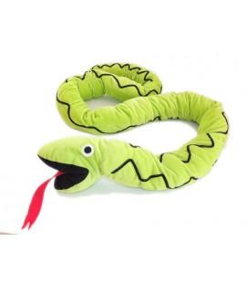 ikea-doudou-peluche-serpent-vert-2-metres-200-cm-djungelorm-avec-etiquettes-en-tissu