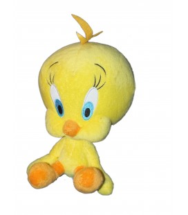 Doudou peluche TITI TCC Baby Looney Tunes 22 cm Warner Bros