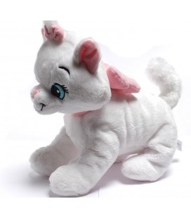 Peluche Chaton Marie Les Aristochats Disney Nicotoy 25 cm 587/6694