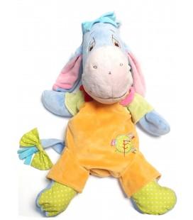 Doudou peluche Sac Range Pyjama BOURRIQUET Disney Baby 50 cm 587/0586