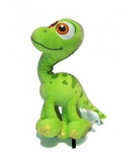 Peluche Doudou Arlo Dinosaure Vert Disney Store 25 cm