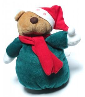 peluche-noel-ours-pere-noel-25-cm-patrelle-bonnet-rouge-flocon