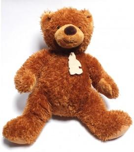 peluche-ours-marron-roux-histoire-d-ours-36-cm