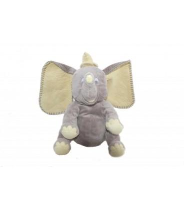Doudou peluche Dumbo l'Elephant - Disney Nicotoy - 26 cm