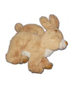 peluche-doudou-sac-a-main-fermeture-eclair-lapin-beige-fizzy-carotte-26-cm