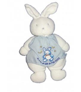 doudou-ancien-lapin-blanc-klorane-32-cm-tablier-carreaux-je-suis-un-bebe-de-l-an-2000
