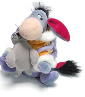Doudou peluche BOURRIQUET Esquimau Phoque Otarie Disney Store 18 cm