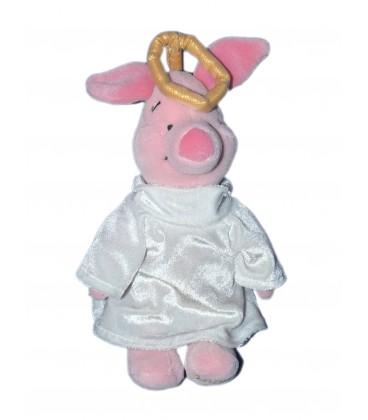 collector-2000-peluche-doudou-porcinet-ange-aureole-24-cm-disney-store