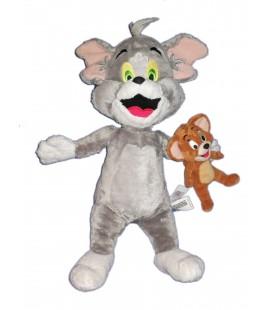 Peluche Tom 35 cm et Jerry Jerry 13 cm GIPSY