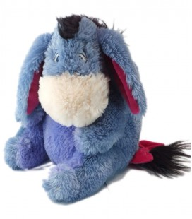 peluche-doudou-bourriquet-longs-poils-disney-store-28-cm-voir-description