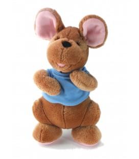 Peluche ROO Petit Gourou Kangourou Winnie l'Ourson 30 cm Disney Nicotoy