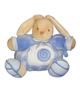 peluche-doudou-patapouf-lapin-bleu-blue-escargot-kaloo-gm
