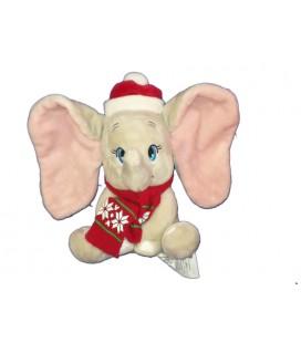 Doudou Dumbo Lumineux Phosphorescent Mouchoir Vert Nicotoy 587/3775