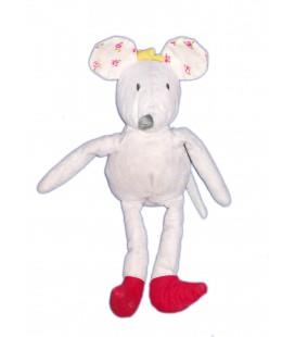 peluche-doudou-souris-grise-sans-sa-robe-rouge-ikea-30-cm