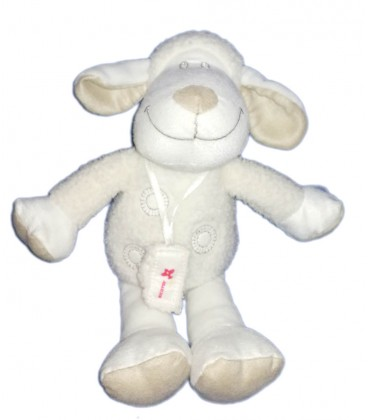 doudou-peluche-mouton-blanc-nicotoy-simba-27-cm
