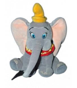 Peluche Doudou Dumbo Plume Disney Disneyland 20 cm