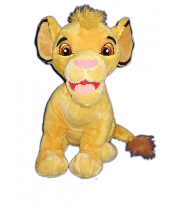 Peluche Doudou Simba Le Roi Lion Disney Disneyland Resort 32 cm