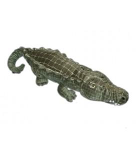 Peluche Crocodile vert Ikea 70 cm Klappar Krokodil