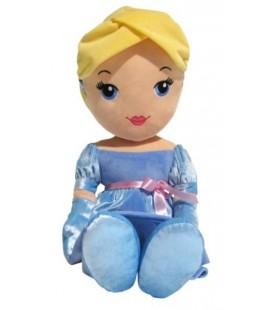 Peluche XXL Grande poupée Princesse Cendrillon 65 cm Disney Nicotoy