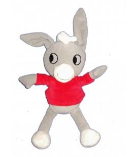 Ajena Doudou L'ane TROTRO Tro Tro 28 cm avec les oreilles