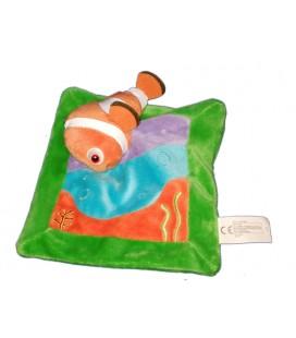 Doudou 3D Mouchoir plat Némo Disney Nicotoy 587/8932