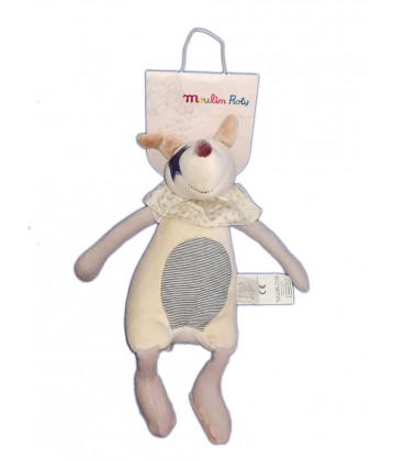 doudou-peluche-musicale-chien-aldo-aime-et-celestin-moulin-roty-30-cm-neuf