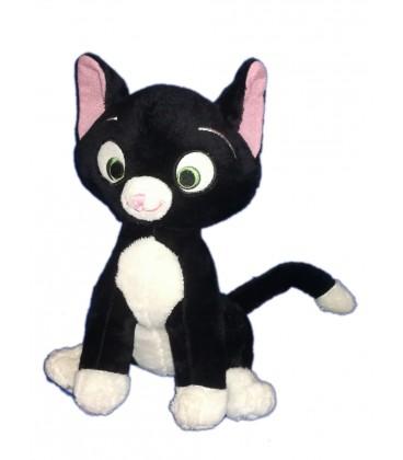 Doudou peluche Chat Mitaine Volt Disney 28 cm Gipsy