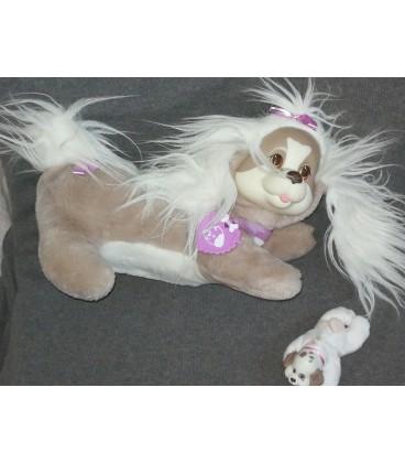 peluche-chien-puppy-surprise-32-cm-vintage-hasbro-1991
