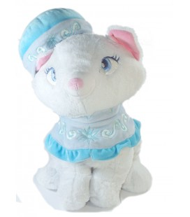 Peluche Marie Les Aristochats 30 cm Bonnet bleu Original collection Disney Store exclusive