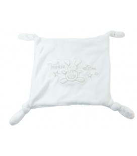 doudou-plat-blanc-carrefour-tex-baby-every-day-with-you-is-a-treasure-revers-tissu-etoiles-nuages-roses