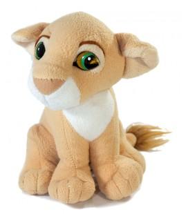 Peluche Nala Le Roi Lion Disney Mattel 1993 Authentic The Lion King 20 cm