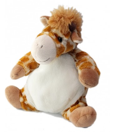 Peluche Doudou Girafe EGMONT TOYS 24 cm