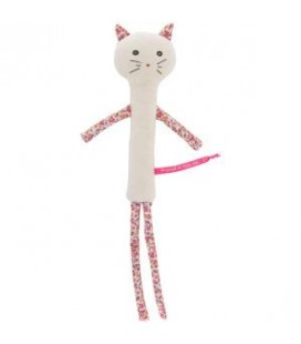 Cuddly Plush Toy Cat DPAM - From The Same To 35 cm Pouet